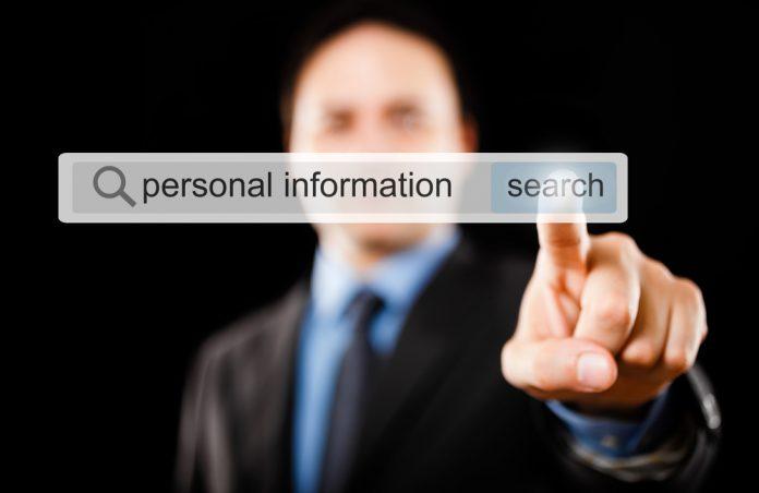 persoonlijke informatie ondernemer